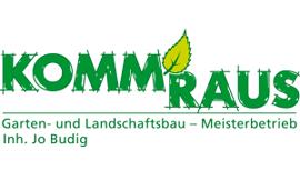 Kommraus - Garten und Landschaftsbau - Meisterbetrieb