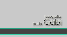 Fotografie Bodo Gabi